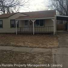 Rental info for 323 W. 33rd St. S.