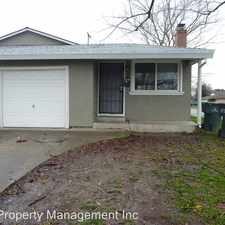 Rental info for 1500 71st Avenue in the Meadowview area