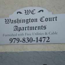 Rental info for Washington Court Apartments