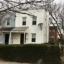 Rental info for 4714 B. St. SE in the Fort Dupont area