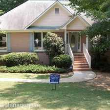 Rental info for 1201 Crooked Creek Dr.