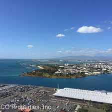 Rental info for 600 Ala Moana Blvd 42 (1BR)