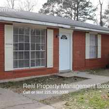 Rental info for 16516 Vermillion in the Baton Rouge area