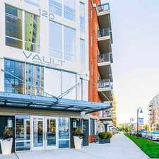 Rental info for The Vault Apartments in the Stamford area