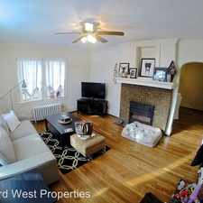 Rental info for 6805 Meade St. in the Point Breeze area