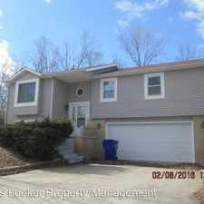Rental info for 232 Robin Hood Dr in the Junction City area