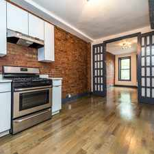 Rental info for Woodbine St & Seneca Ave in the New York area