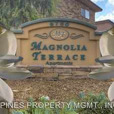 Rental info for 9760 Marilla Drive in the Lakeside area