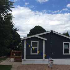 Rental info for Secluded Home in Age Qualified (55+) Community