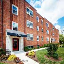 Rental info for 1720 - 1726 North Quinn St in the Colonial Village area