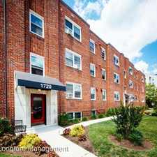 Rental info for 1720 North Quinn St Unit 101 in the Arlington area