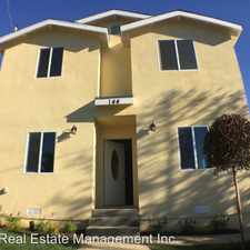 Rental info for 144 S Savannah St in the Boyle Heights area