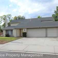 Rental info for 6156 Bluffwood Drive