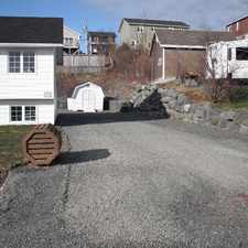 Rental info for 2 bedroom apt for rent in the Conception Bay South area