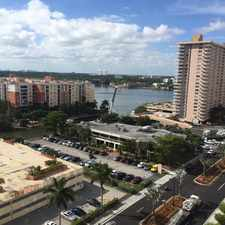 Rental info for 210 174th Street in the Sunny Isles Beach area