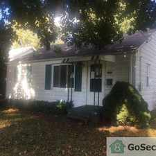 Rental info for 2 Bedroom Home with Yard and Garage