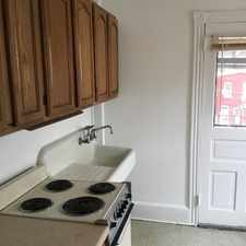 Rental info for 611 Pear St. - #2 in the Reading area
