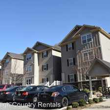 Rental info for 295 Old Bristol Road in the Boone area