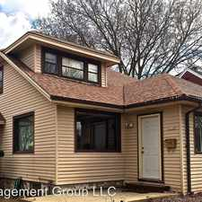 Rental info for 5727 W. Wright Street in the Uptown area