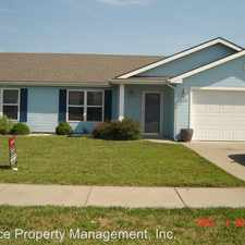 Rental info for 320 Brookway Dr.