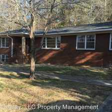 Rental info for 2408 Barnes Drive