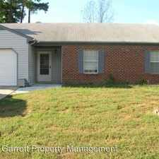 Rental info for 668 Trails Lane in the 23603 area