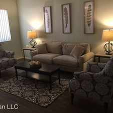 Rental info for 1701 N Palo Verde Drive in the Avondale area