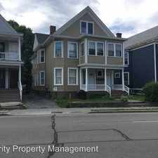 Rental info for 358 Church St - Apt 1 in the Poughkeepsie area