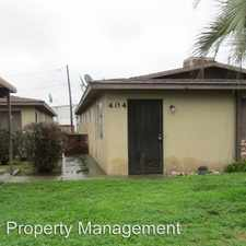 Rental info for 404 N. H Street, Apt B in the Tulare area
