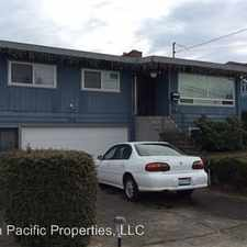Rental info for 7918 46th Ave S