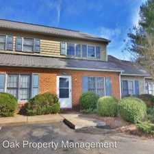 Rental info for 2619 Camellia Drive in the Durham area