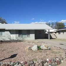 Rental info for 5921 E Juarez in the Corbett area