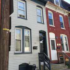 Rental info for 142 E. Arch St.
