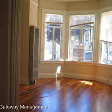 Rental info for 4346 25th Street in the Noe Valley area