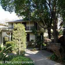 Rental info for 424-426 Sycamore Ave.
