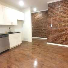 Rental info for W 207th St in the Inwood area