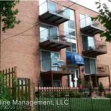 Rental info for 1722 28th St., SE Unit #201 in the Fort Dupont area