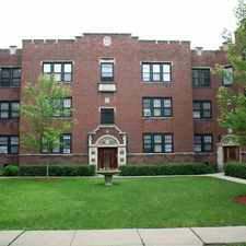 Rental info for 4804-16 N. Linder /5502 W. Lawrence in the Jefferson Park area