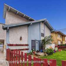 Rental info for 1910 Huntington Lane 02 in the Los Angeles area