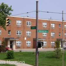 Rental info for 525 E. Town Street Apt. C-1 in the Columbus area