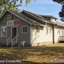 Rental info for 1591 High St in the Eugene area