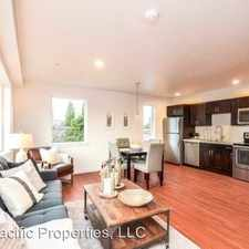 Rental info for 9051 20th Ave SW in the South Delridge area