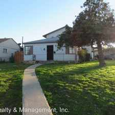 Rental info for 1792 Colfax Drive in the Lemon Grove area