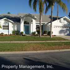 Rental info for 1194 Muscovy Drive