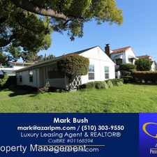 Rental info for 995 Kains Avenue
