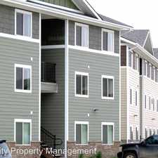 Rental info for 3821 Crossing Street SW - Unit - I in the Minot area