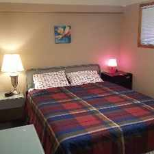 Rental info for Large room, fully furnished, 5 mins bus ride to Nait in the Clareview Campus area