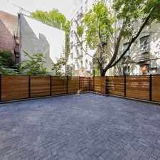 Rental info for $7800 EV 4 Bed 2 Bath OUTDOOR Space in the Greenwich Village area
