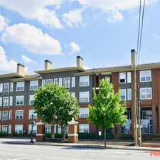 Rental info for 1660 Peachtree in the Atlanta area