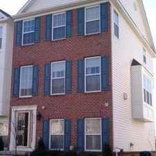Rental info for 3314 Goldeneye Circle in the Dundalk area